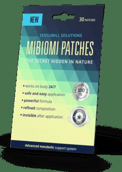 Hogyan működik a Mibiomi Patches munka? A termék áttekintése