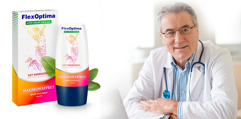 FlexOptima hatását, illetve mellékhatásokat, amelyek összetevői a spray