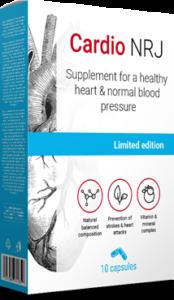 Hogyan működik a Cardio NRJ munka? A termék áttekintése