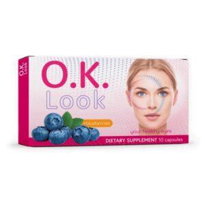 OK Look nincs mellékhatása, minden köszönhetően az egyedi formula