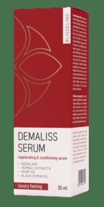 Hogyan működik a ránctalanító krem Demaliss Serum?