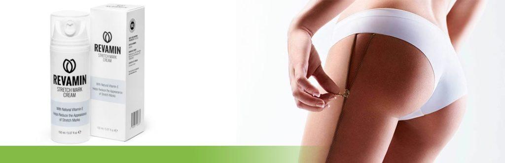 Revamin Stretch Mark - természetes összetevő