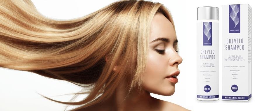 Látható a hatása az alkalmazás után Grevelo Shampoo? Ügyfél visszajelzés